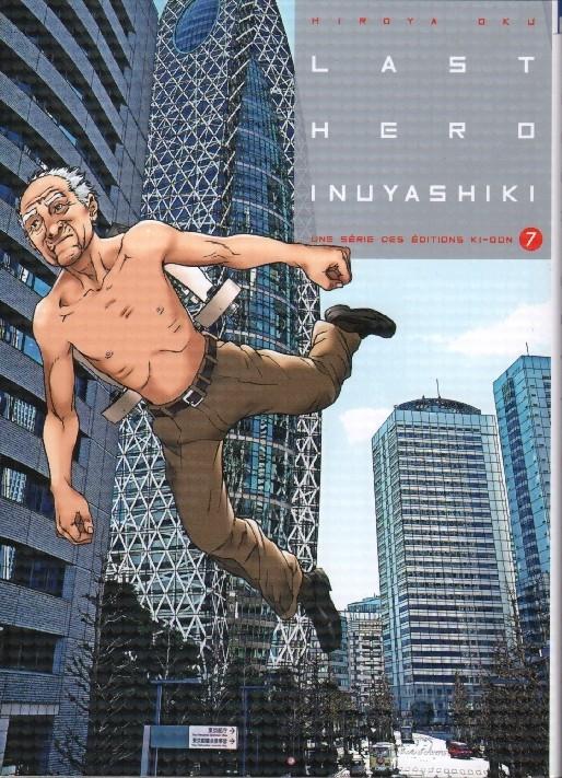 Couverture de Last Hero Inuyashiki -7- Vol.7