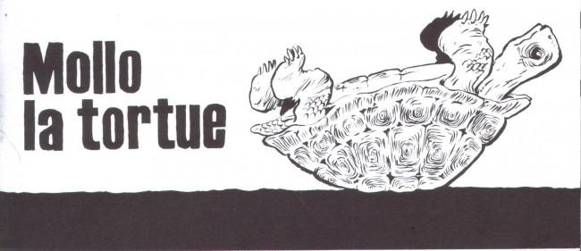 Couverture de Mini-récits et stripbooks Spirou -MR4110- Mollo la tortue