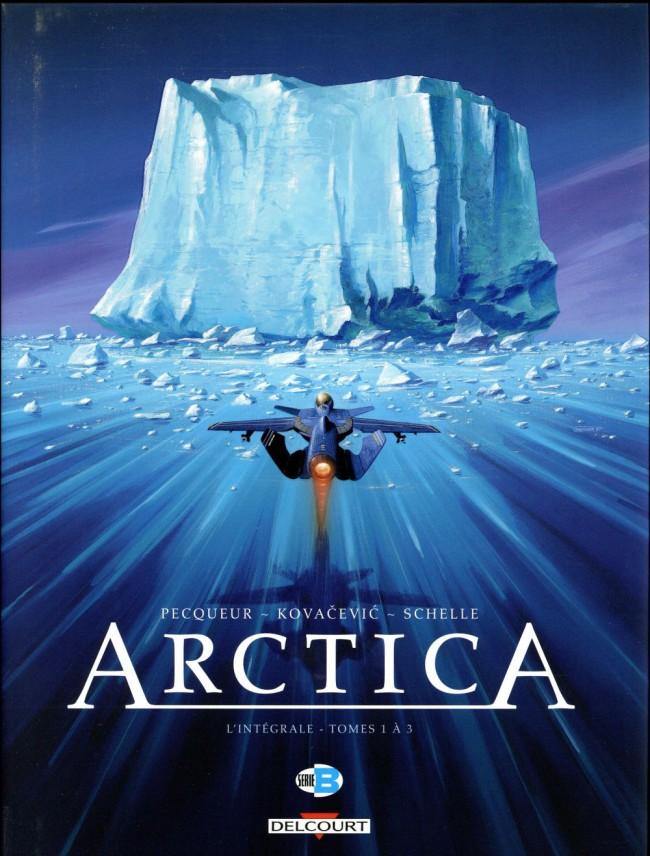 Couverture de Arctica -INT01- L'intégrale - Tomes 1 à 3