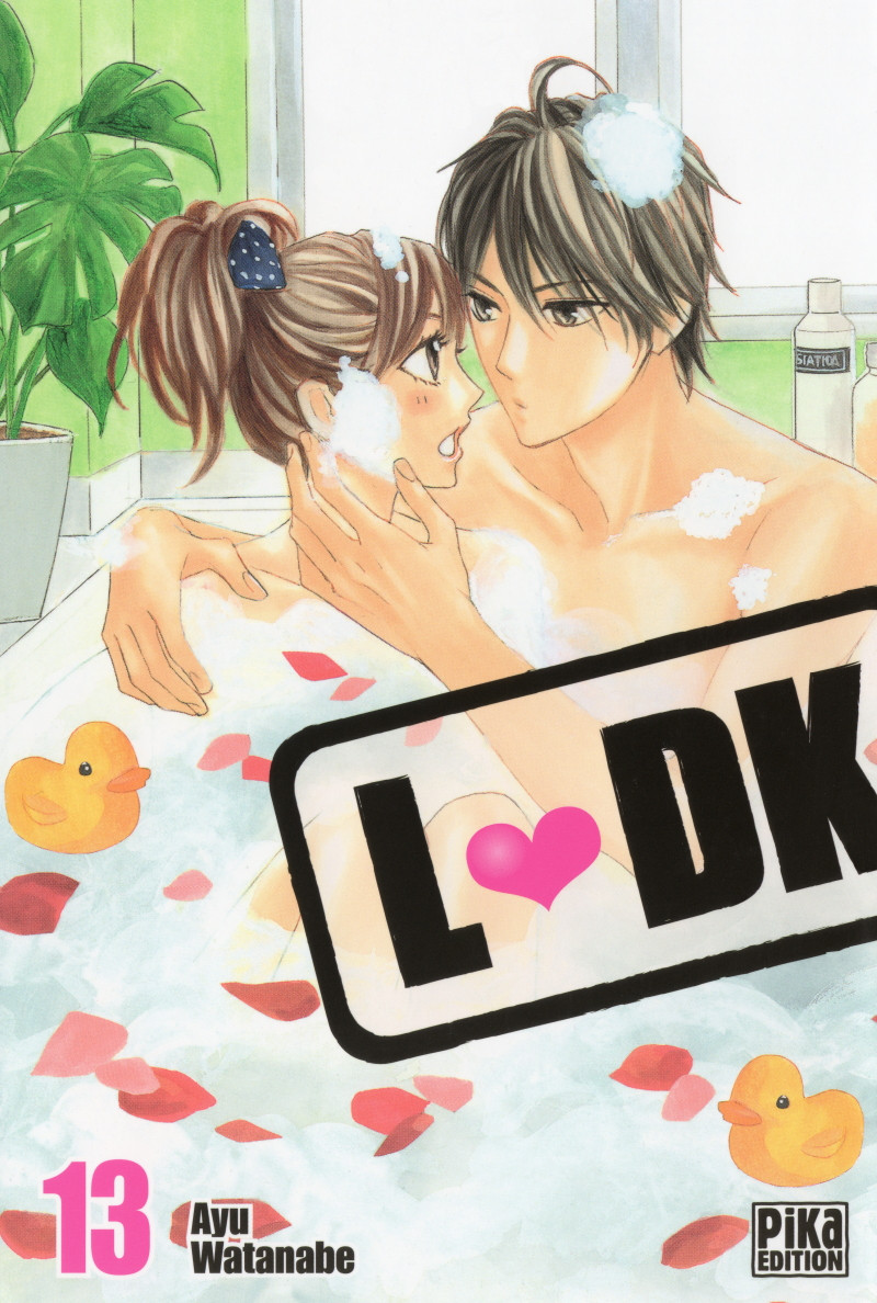 Couverture de L-DK -13- Tome 13