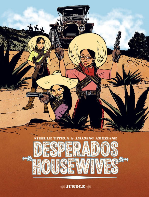 Couverture de Desperados Housewives