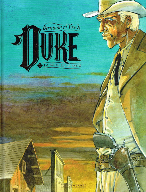 Couverture de Duke (Hermann) -1- La boue et le sang