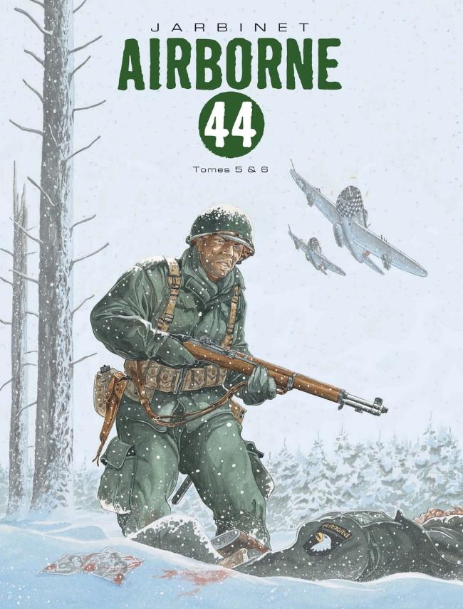 Couverture de Airborne 44 -INTFL3- Tomes 5 & 6