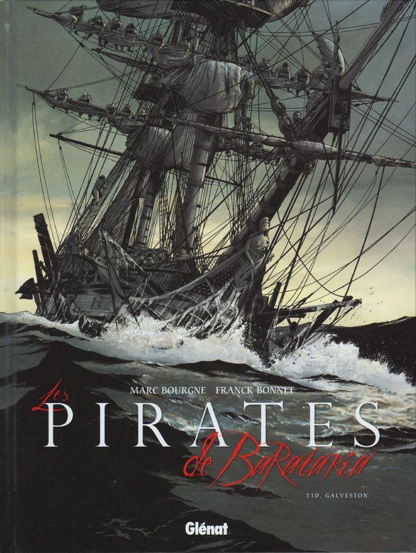 Couverture de Les pirates de Barataria -10- Galveston