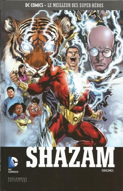Couverture de DC Comics - Le Meilleur des Super-Héros -36- Shazam - Origines