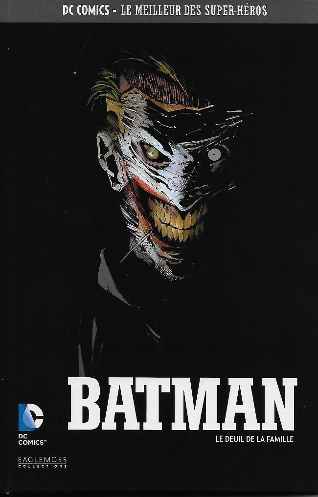 Couverture de DC Comics - Le Meilleur des Super-Héros -39- Batman - Le Deuil de la Famille