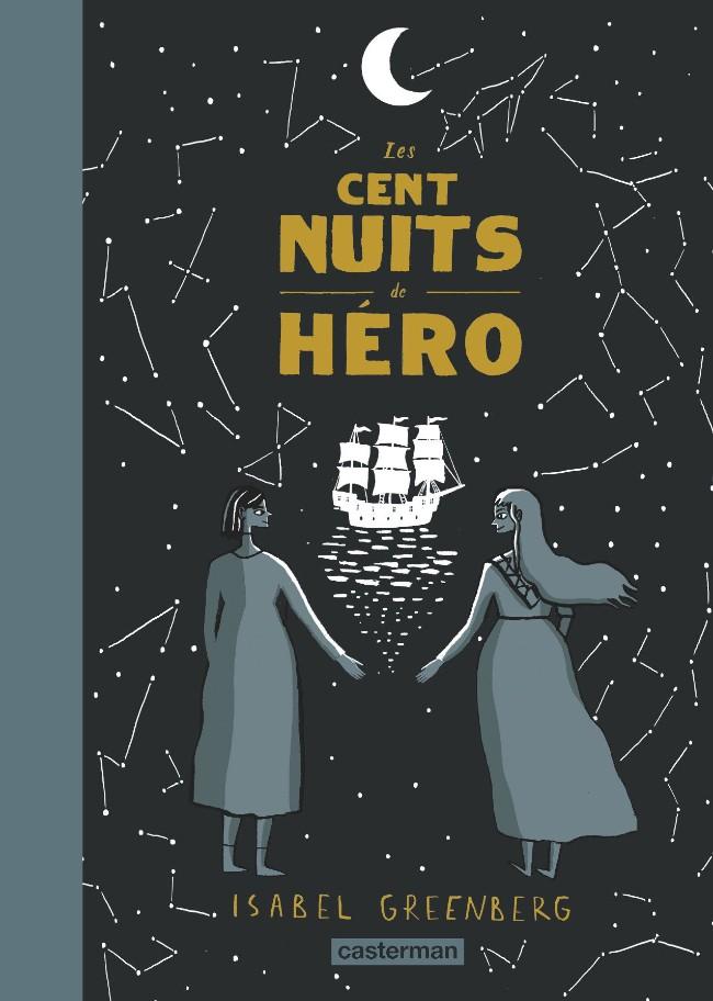 Couverture de Les cent nuits de Héro - Les Cent Nuits de Héro