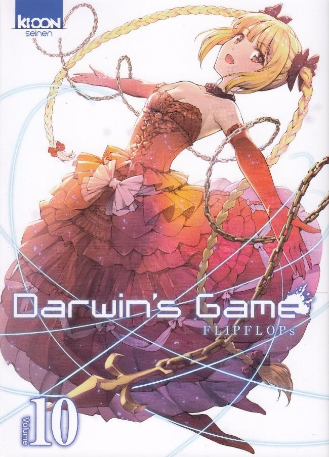 Couverture de Darwin's Game -10- Tome 10