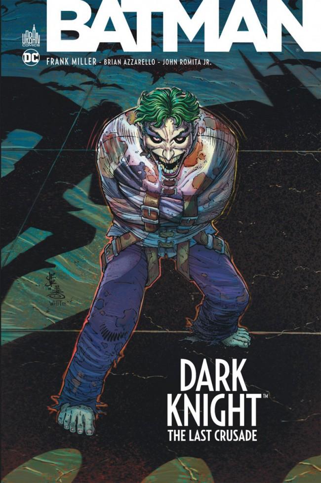 Couverture de Batman - Dark Knight : The Last Crusade
