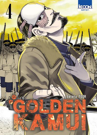 Golden Kamuy (Golden Kamui) - 12 tomes