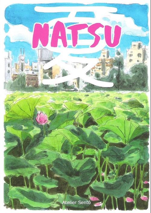 Couverture de Natsu  - Natsu : un été au Japon