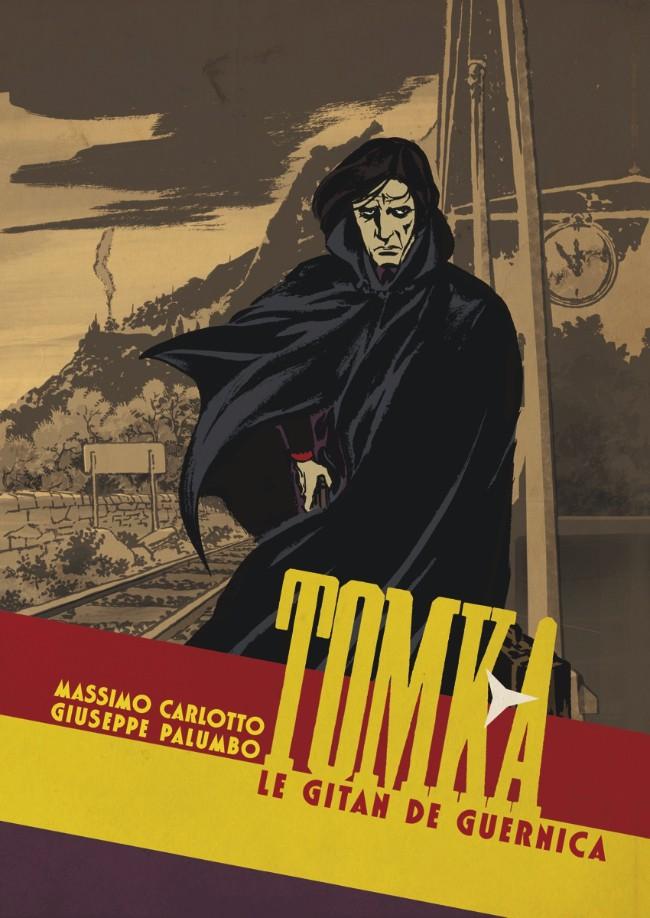 Tomka - Le Gitan de Guernica sur Bookys