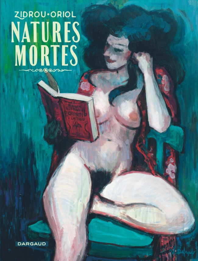 Couverture de Natures mortes