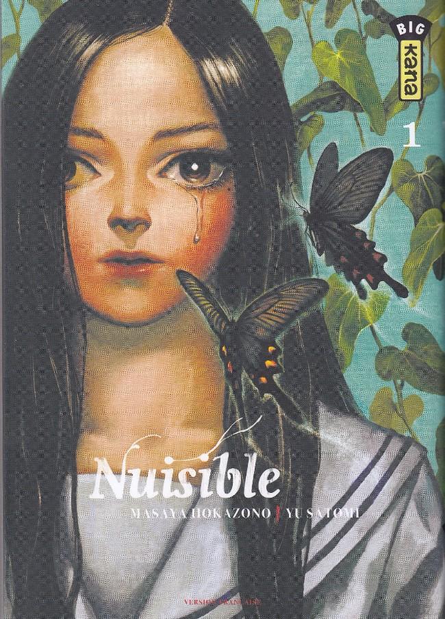 Couverture de Nuisible (Hokazono/Satomi) -1- Volume 1