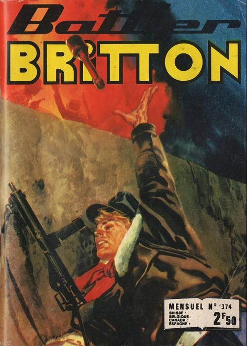 Couverture de Battler Britton -374- La toile d'araignéee - Tully le lâche