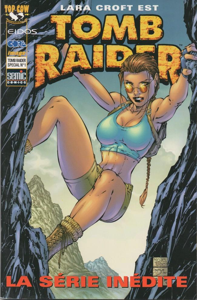 Couverture de Tomb Raider (Spécial) -1- Le masque de Méduse