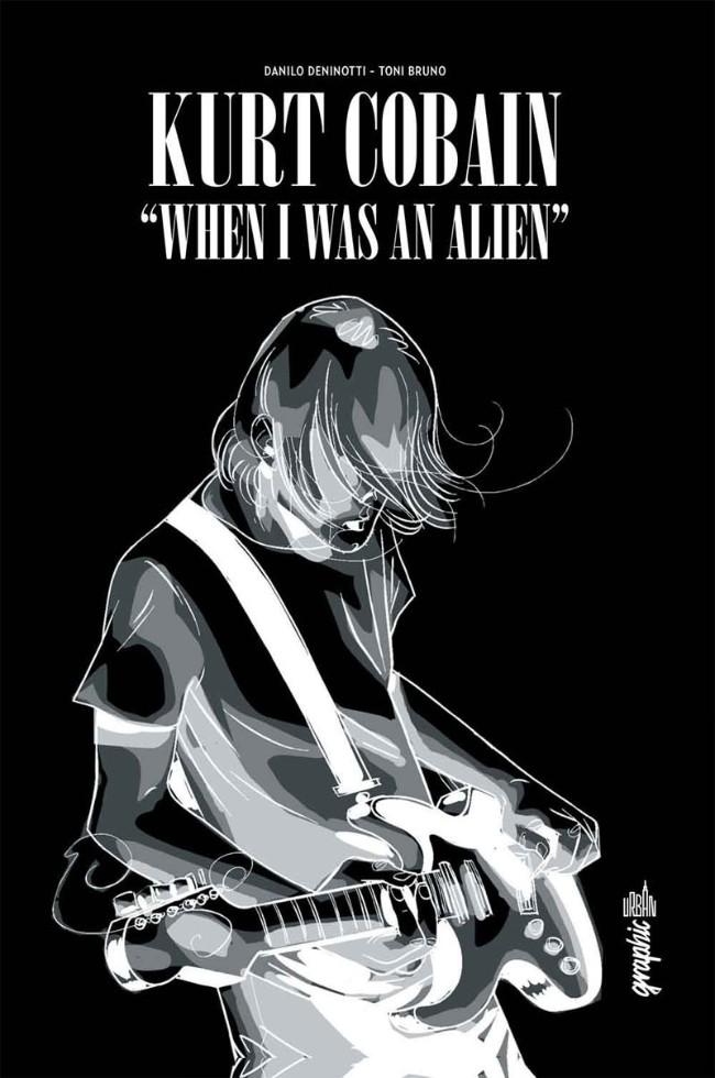 Couverture de Kurt Cobain