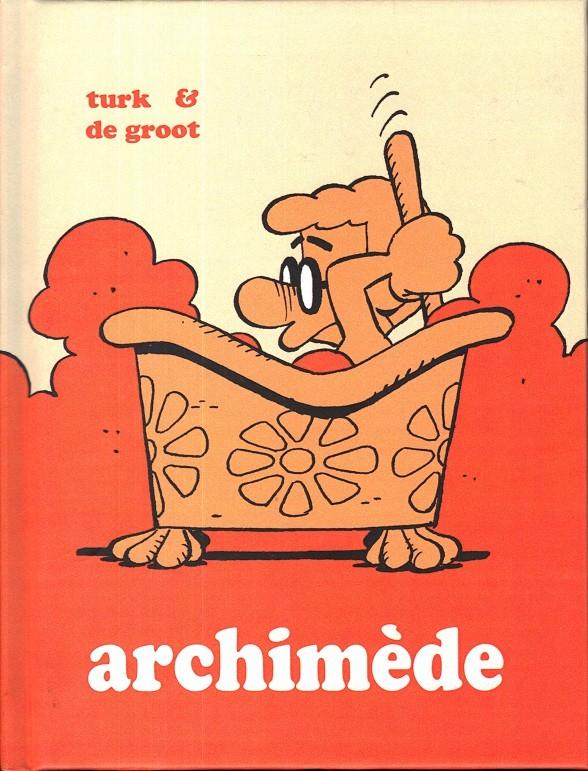 Couverture de Archimède - Tome INT