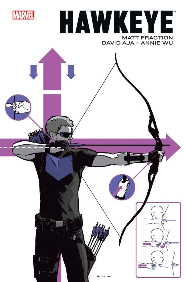 Couverture de Hawkeye (100% Marvel - 2013) -INT- Hawkeye