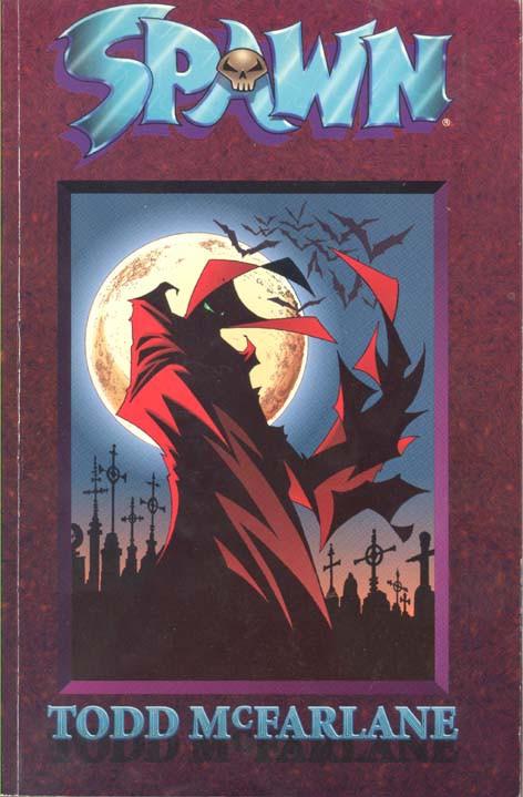 Couverture de Spawn (1992) -INT01- Volume 1