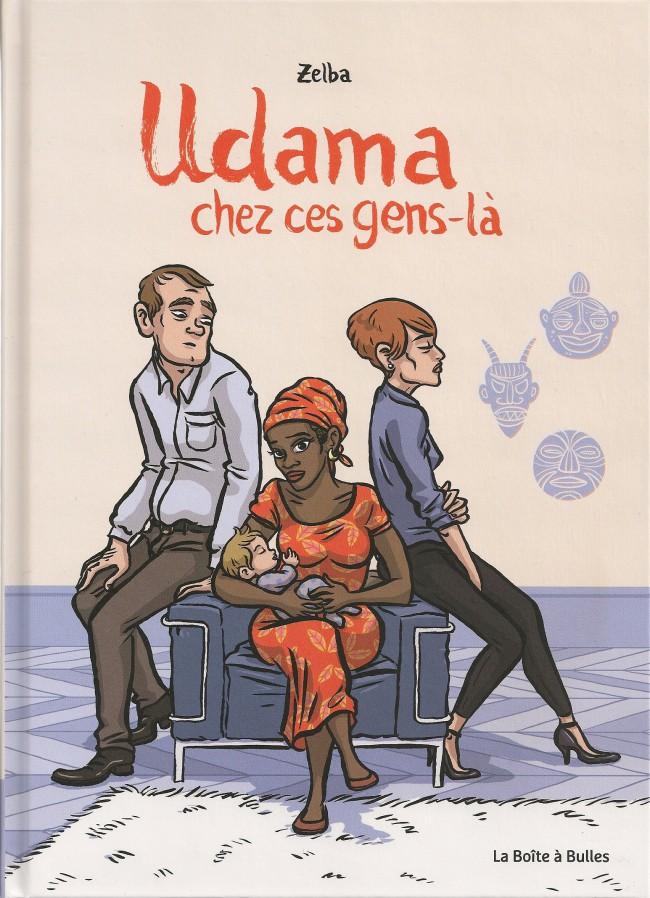 Couverture de Udama - Udama chez ces gens-là