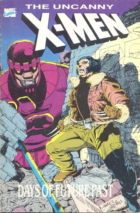 Couverture de Uncanny X-Men (The) (Marvel comics - 1963) -INT- Days Of Future Past