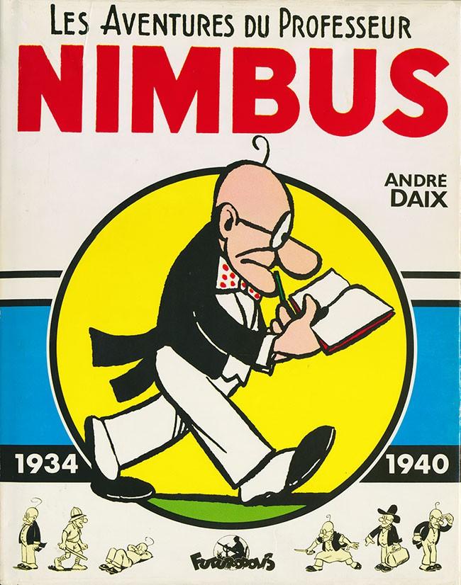 Les aventures du Professeur Nimbus 1934-1940