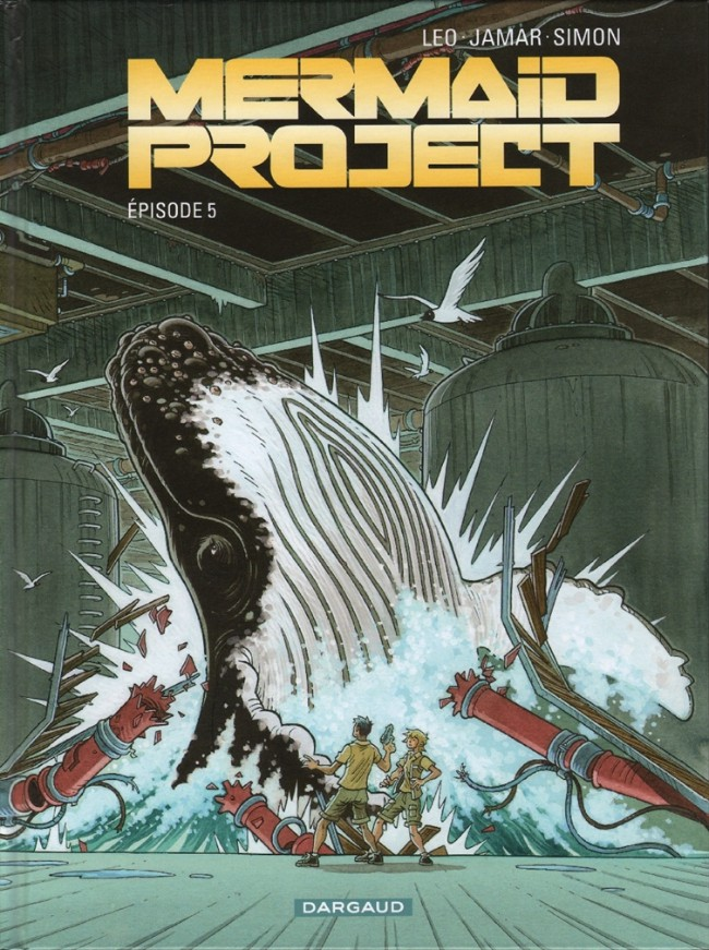 Mermaid Project Tome 5 (2017)