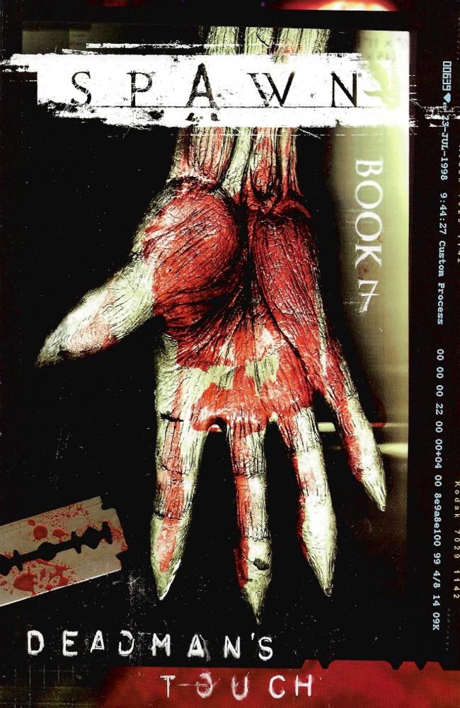 Couverture de Spawn (1992) -INT07- Book 7: Deadman's Touch