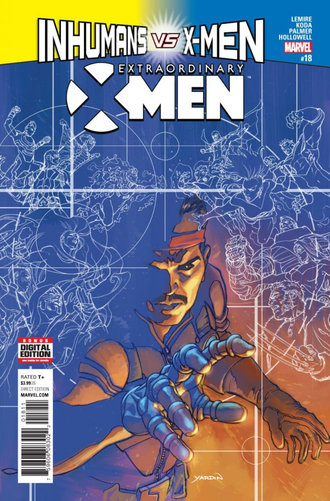 Couverture de Extraordinary X-Men (2016) -18- Extraordinary X-Men #18