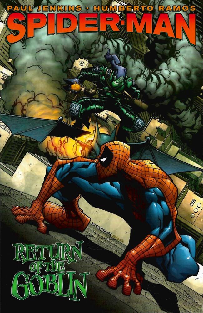 Couverture de Peter Parker: Spider-Man (1999) -INT3- Return of the Goblin