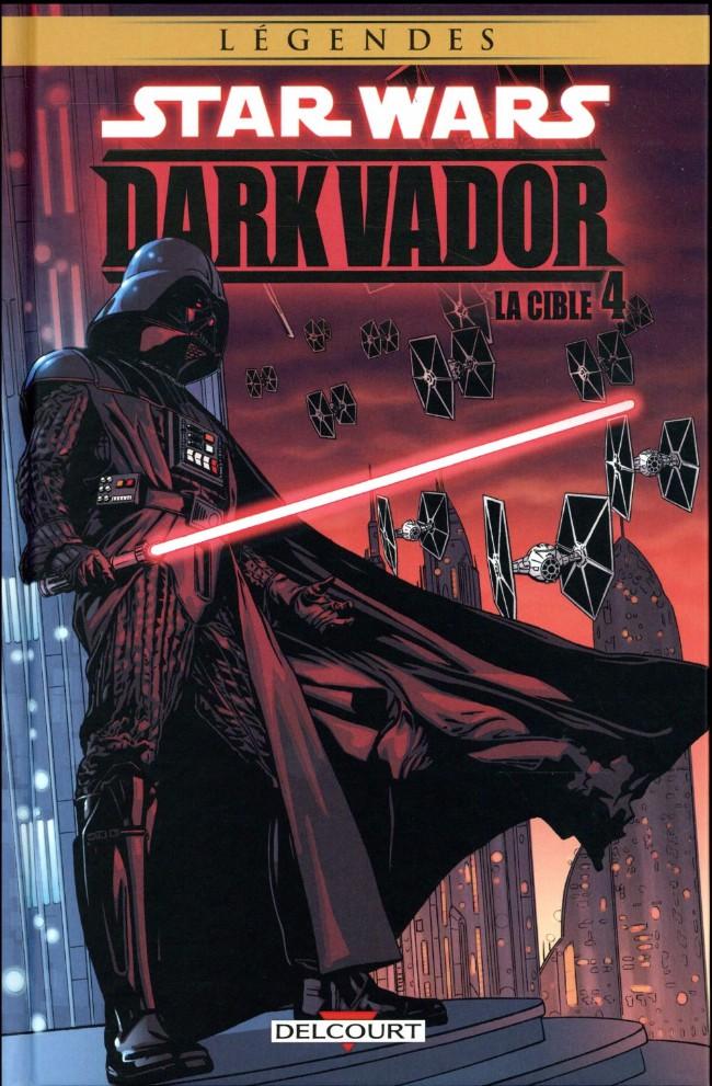 Couverture de Star Wars - Dark Vador -4- La Cible