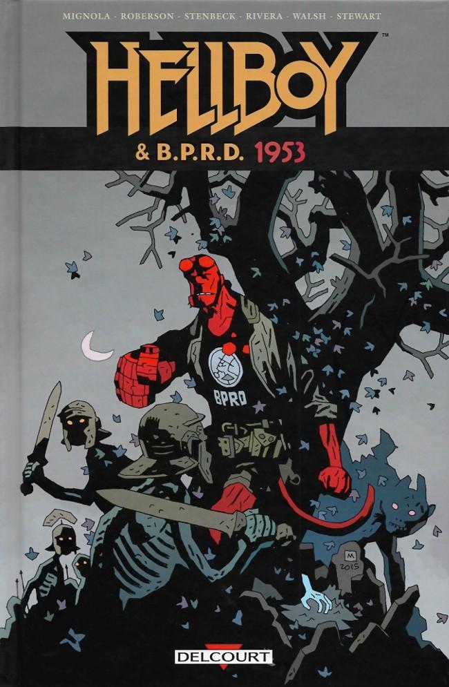 Couverture de Hellboy & B.P.R.D. -2- 1953