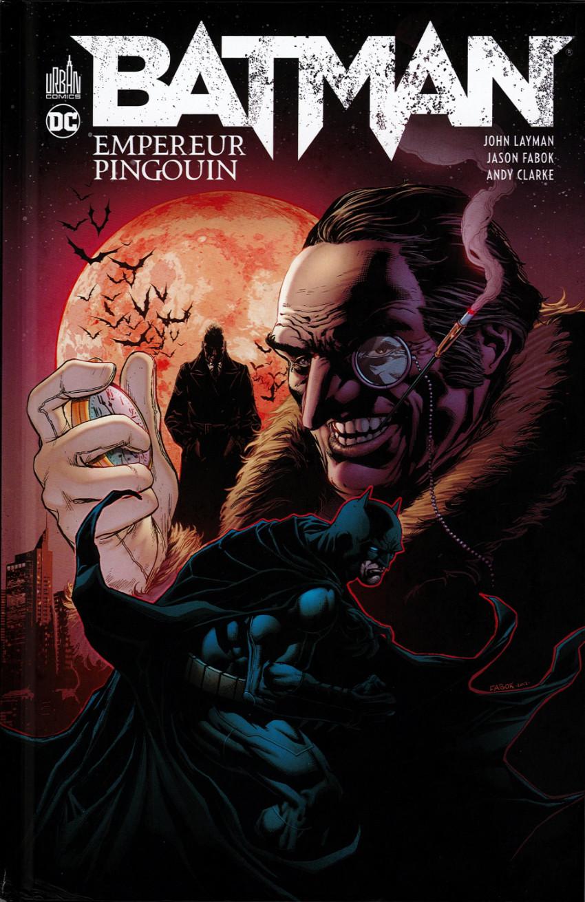 Couverture de Batman - Empereur Pingouin