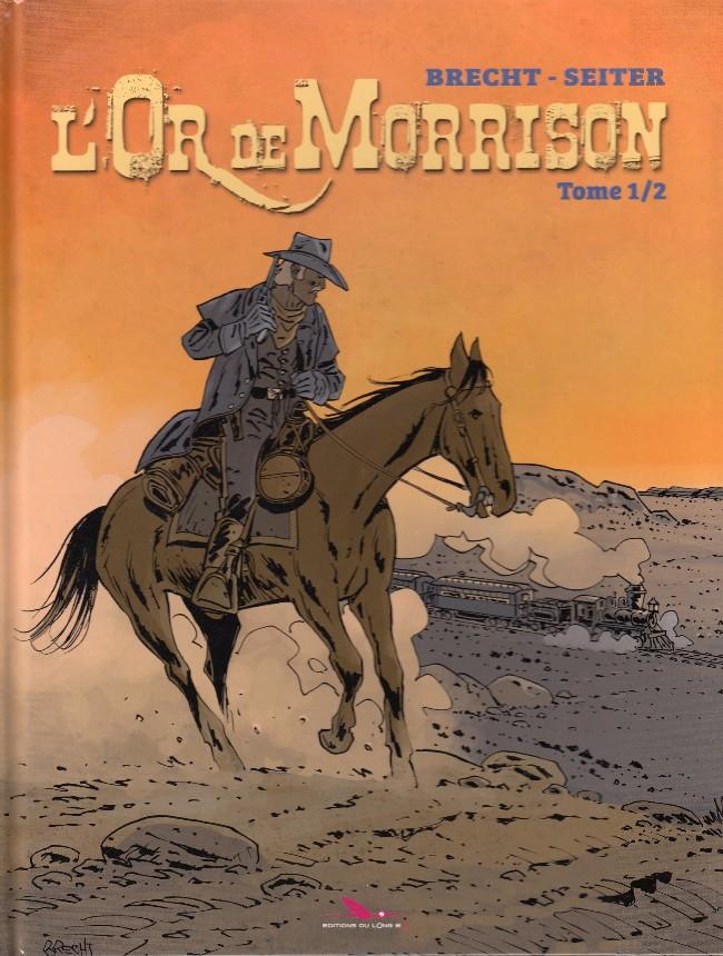 Couverture de L'or de Morrison -1- Tome 1/2