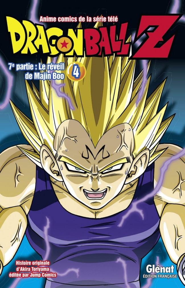 Couverture de Dragon Ball Z -31- 7e partie : Le Réveil de Majin Boo 4