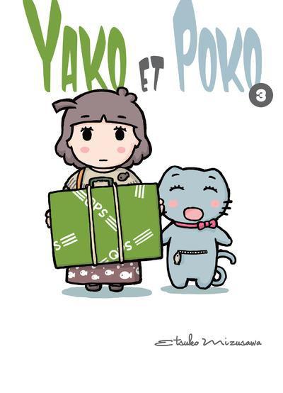 Couverture de Yako et Poko -3- Tome 3