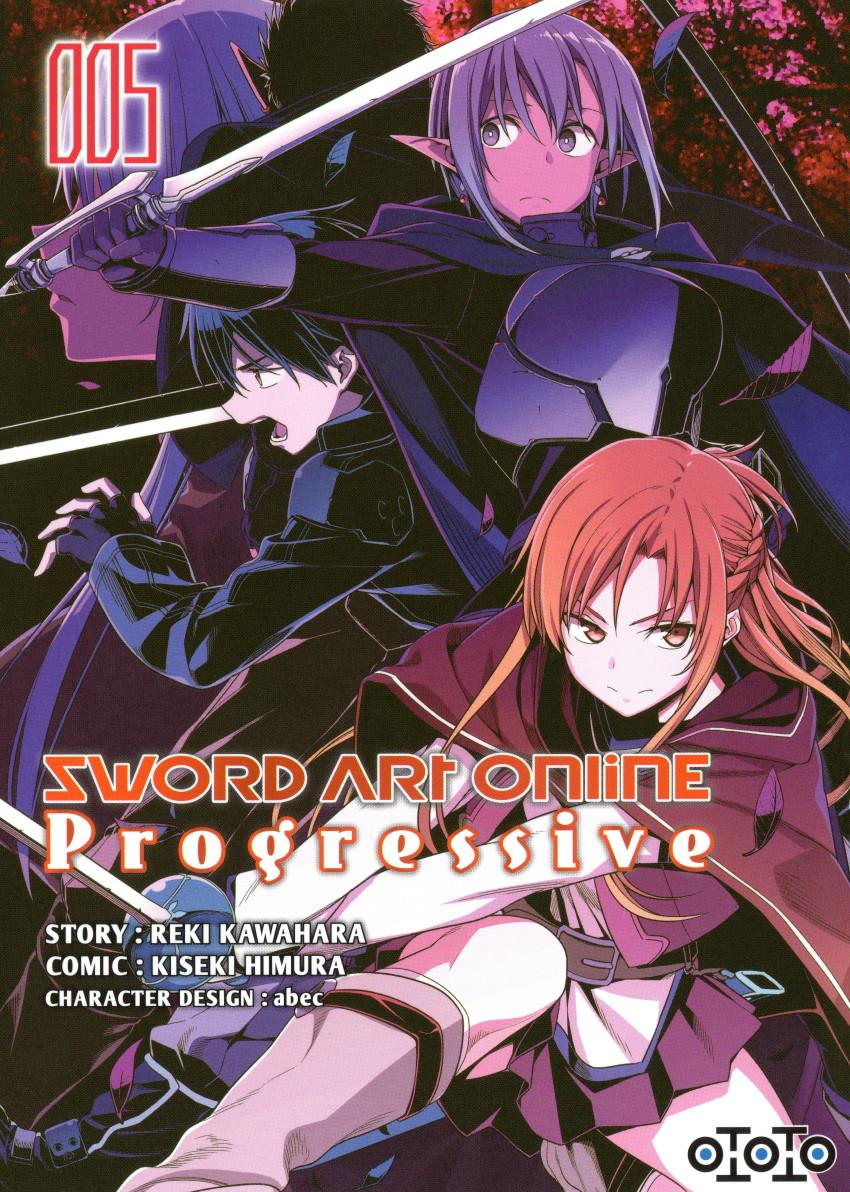 Couverture de Sword Art Online - Progressive -5- Tome 5