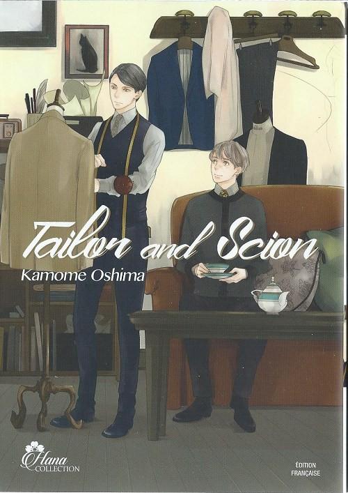Couverture de Tailon and Scion - Tailon and scion