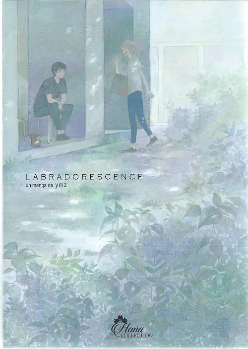 Couverture de Labradorescence
