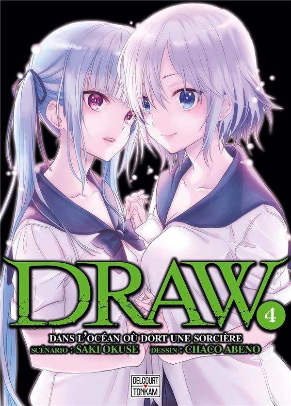 Couverture de Draw -4- Tome 4