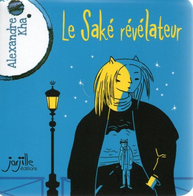 Couverture de Le saké révélateur - Tome 3
