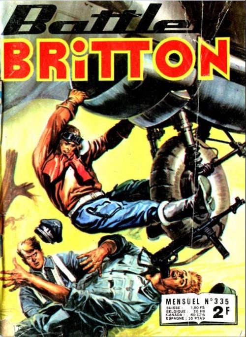 Couverture de Battler Britton (Imperia) -335- Objectif goliath
