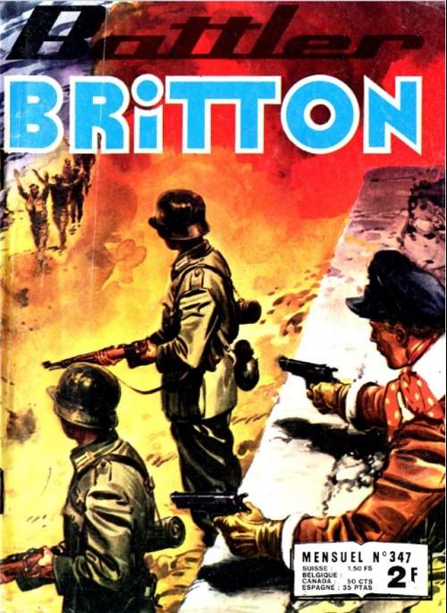 Couverture de Battler Britton -347- Opération piège