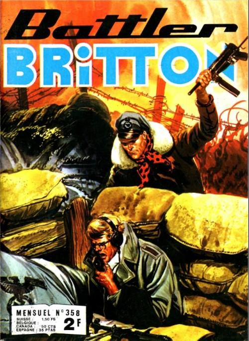 Couverture de Battler Britton (Imperia) -358- Arrêtez-le !