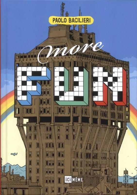 Couverture de Fun -2- More Fun