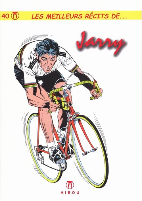 Couverture de Les meilleurs récits de... -40- Jarry