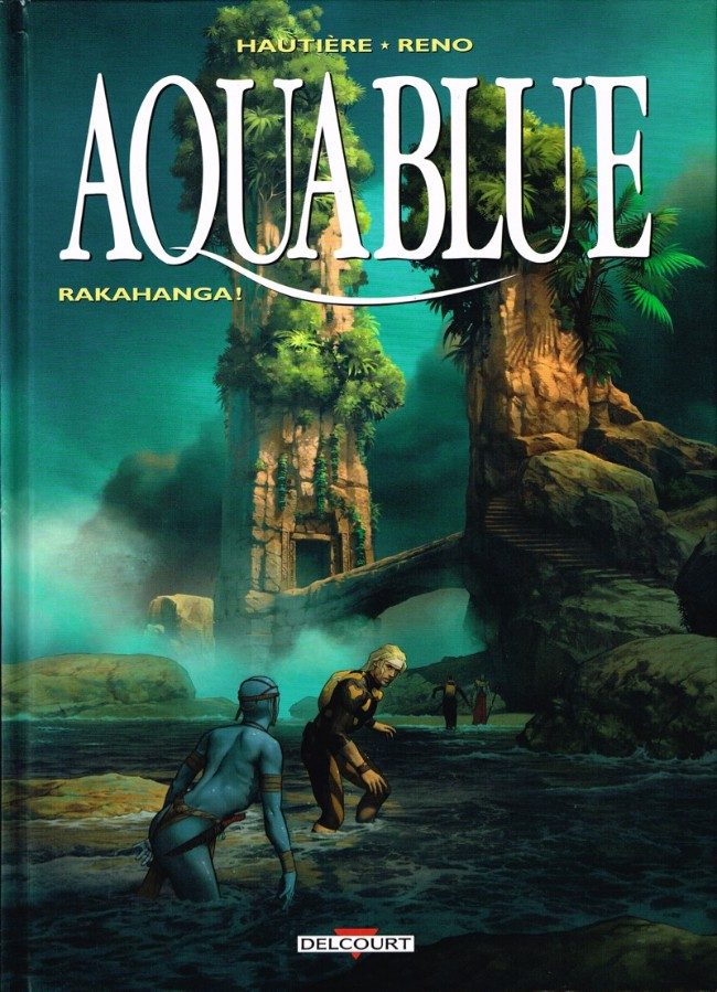 Aquablue Tome 16 FIX STD Team PDF