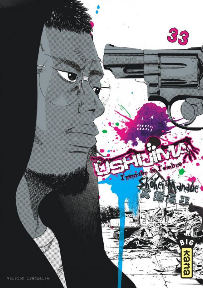 Couverture de Ushijima - L'usurier de l'ombre -33- Tome 33