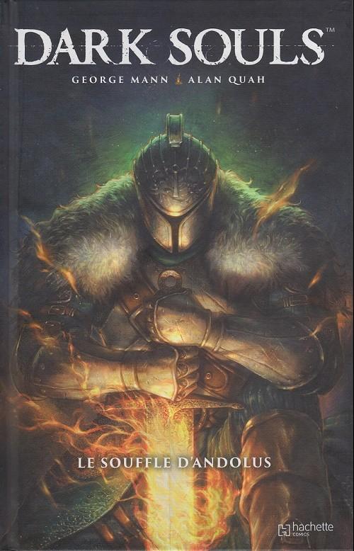 Couverture de Dark Souls -1- Le souffle d'Andolus